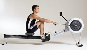 Гребля (Rowing) CrossFit