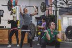 WOD Fran CrossFit